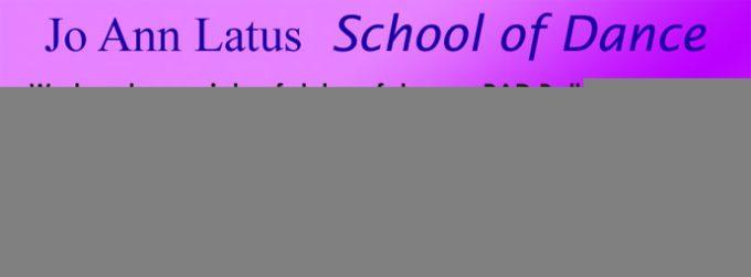 Jo Latus School Of Dance